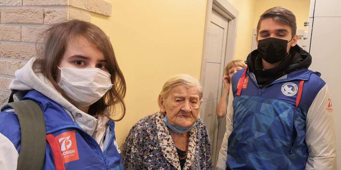 Волонтеры КСТ активно участвуют в реализации направления «Связь Поколений» ВОД «Волонтеры Победы»